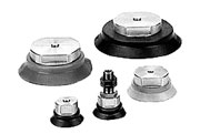Vacuum Pad/Large/Heavy Duty Type - ZPT/ZPX